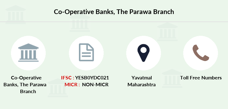 Co-operative-banks The-parawa branch