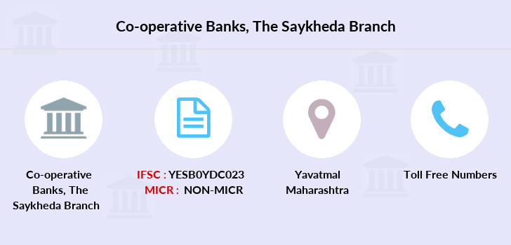 Co-operative-banks The-saykheda branch