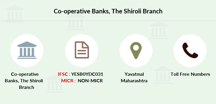Co-operative-banks The-shiroli branch