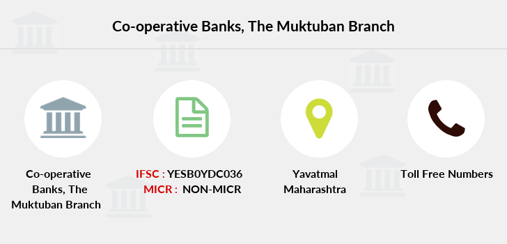 Co-operative-banks The-muktuban branch