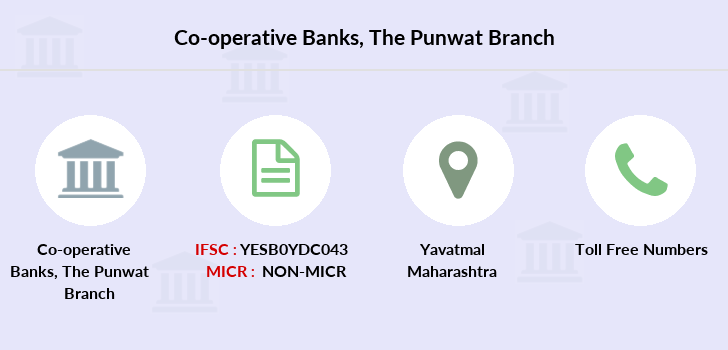 Co-operative-banks The-punwat branch
