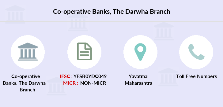 Co-operative-banks The-darwha branch