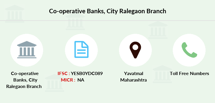 Co-operative-banks City-ralegaon branch