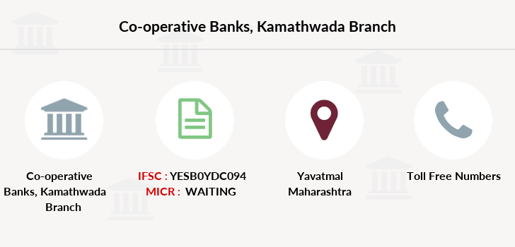 Co-operative-banks Kamathwada branch