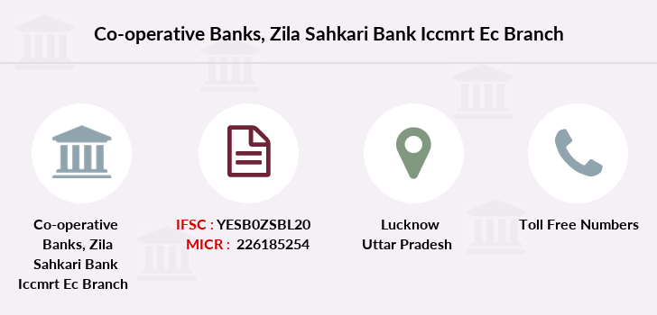 Co-operative-banks Zila-sahkari-bank-iccmrt-ec branch
