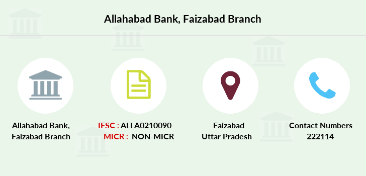 Allahabad-bank Faizabad branch