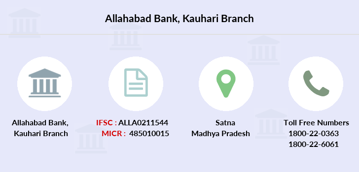 Allahabad-bank Kauhari branch