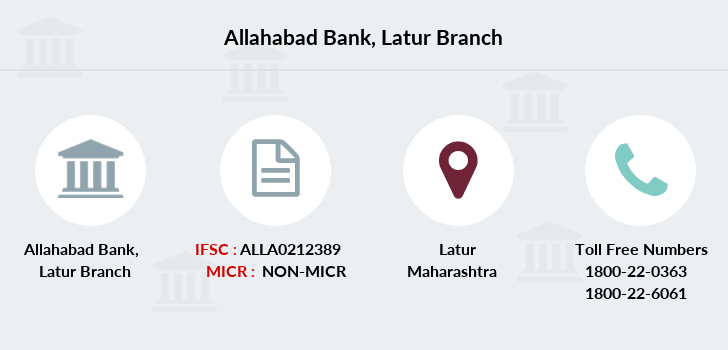 Allahabad-bank Latur branch