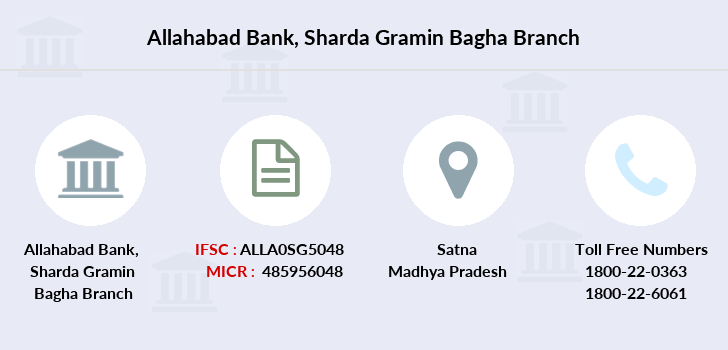 Allahabad-bank Sharda-gramin-bagha branch