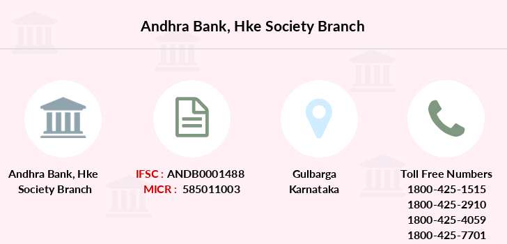 Andhra-bank Hke-society branch