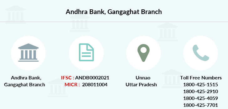 Andhra-bank Gangaghat branch