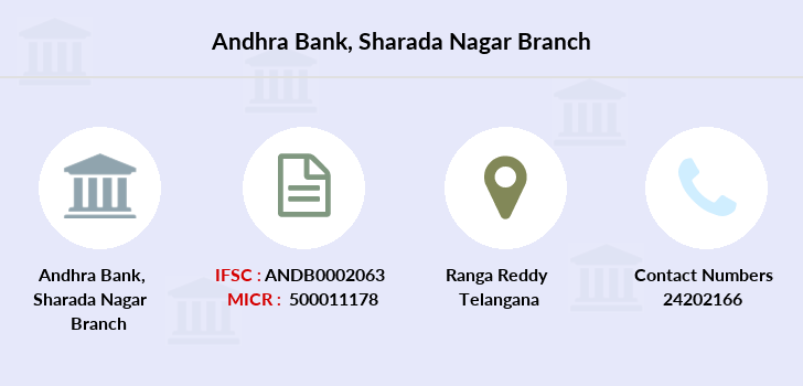 Andhra-bank Sharada-nagar branch