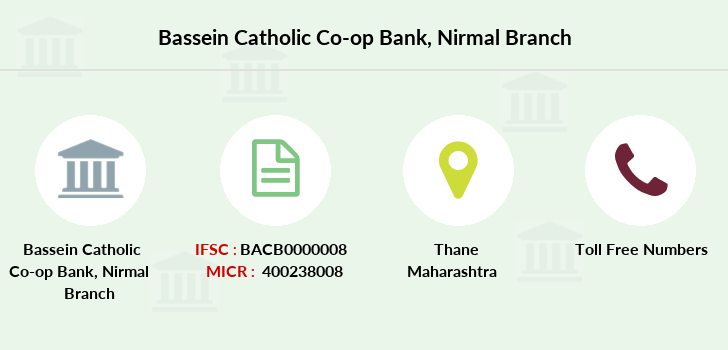 Bassein-catholic-co-op-bank Nirmal branch