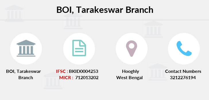 Bank-of-india Tarakeswar branch