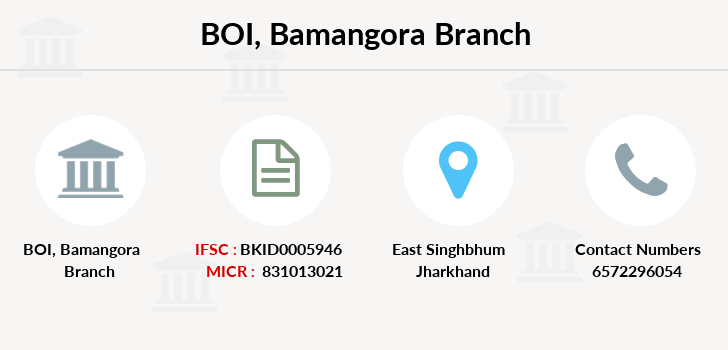 Bank-of-india Bamangora branch