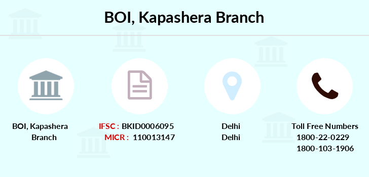 Bank-of-india Kapashera branch