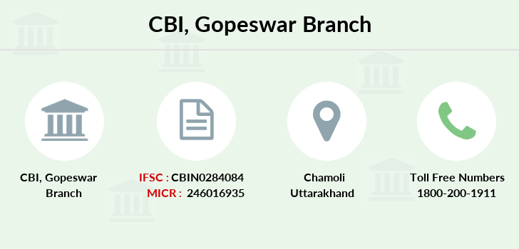 Central-bank-of-india Gopeswar branch