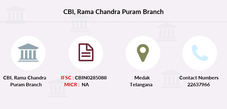 Central-bank-of-india Rama-chandra-puram branch