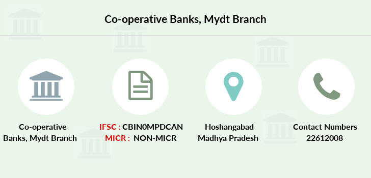 Co-operative-banks Mydt branch