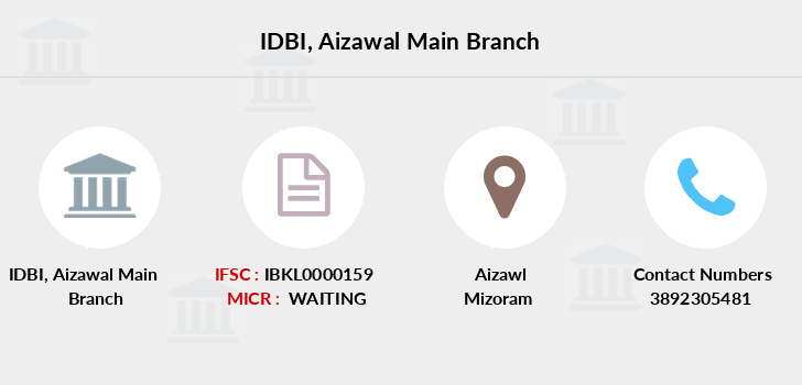 Idbi-bank Aizawal-main branch