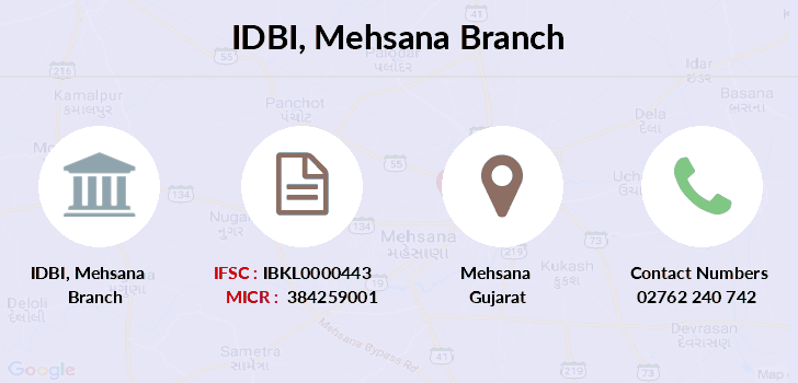 Idbi-bank Mehsana branch