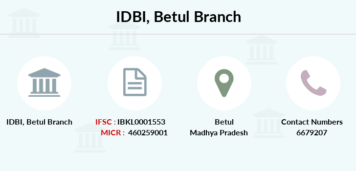Idbi-bank Betul branch