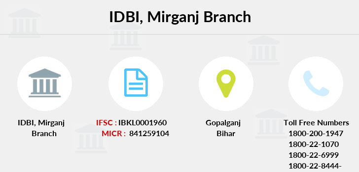 Idbi-bank Mirganj branch