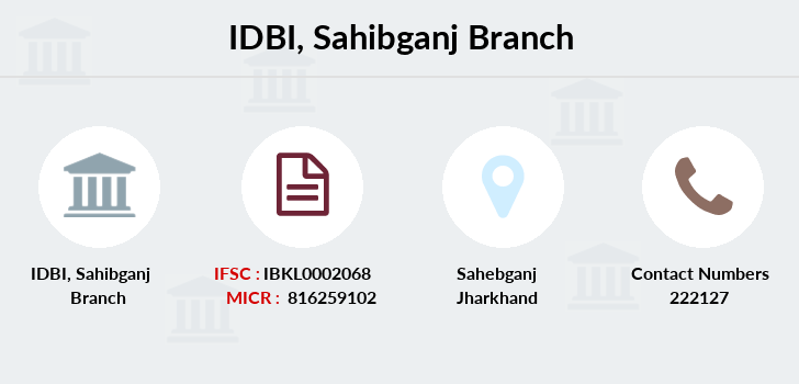 Idbi-bank Sahibganj branch