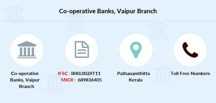 Co-operative-banks Vaipur branch