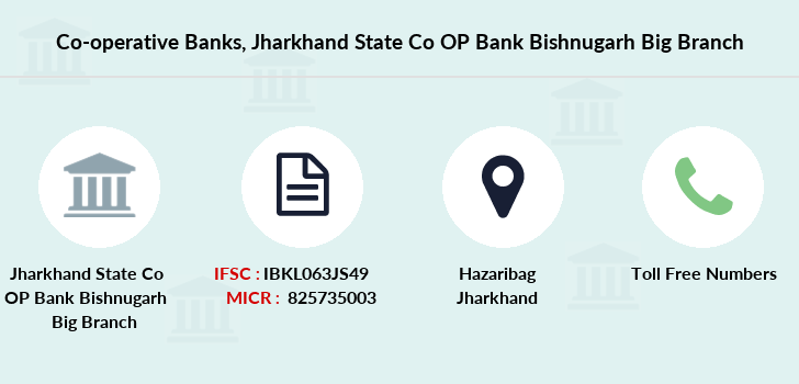 Co-operative-banks Jharkhand-state-co-op-bank-bishnugarh-big branch