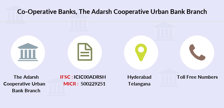 Co-operative-banks The-adarsh-cooperative-urban-bank branch