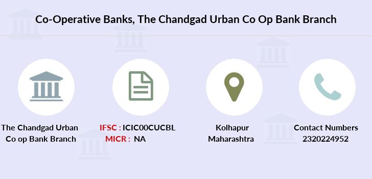 Co-operative-banks The-chandgad-urban-co-op-bank-limited branch
