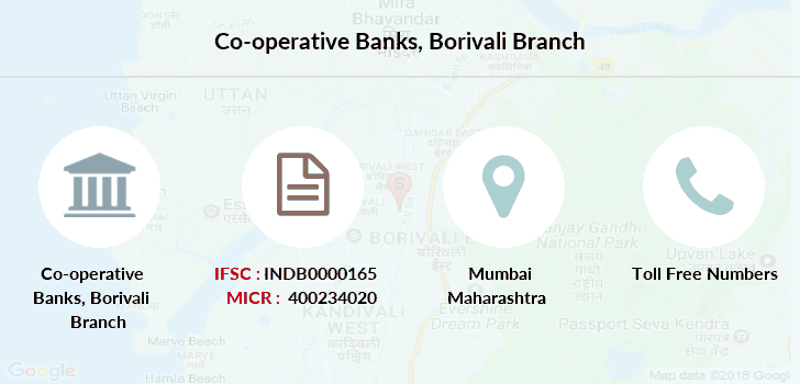 Co-operative-banks Borivali branch