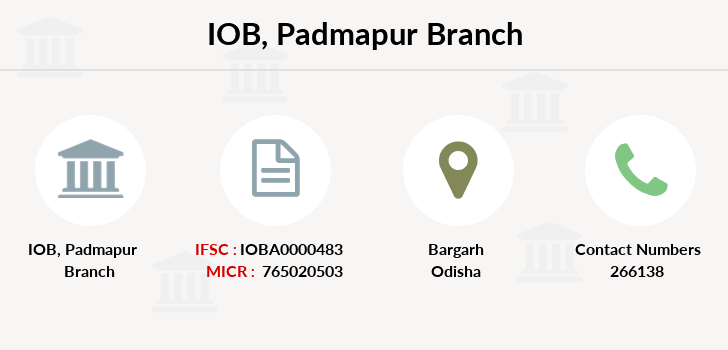 Indian-overseas-bank Padmapur branch