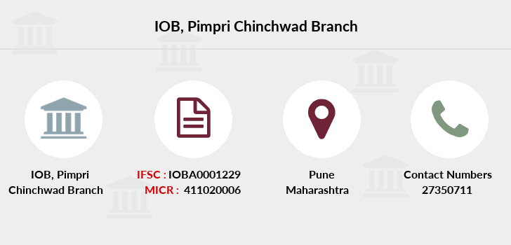 Indian-overseas-bank Pimpri-chinchwad branch