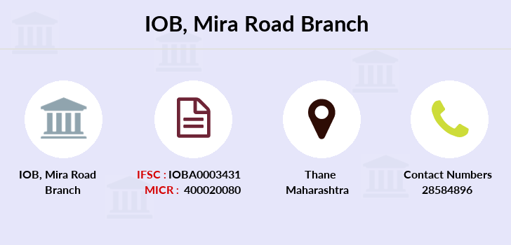 Indian-overseas-bank Mira-road branch