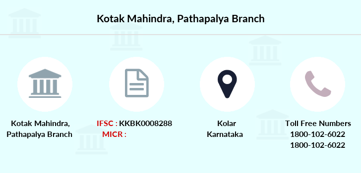 Kotak-mahindra-bank Pathapalya branch