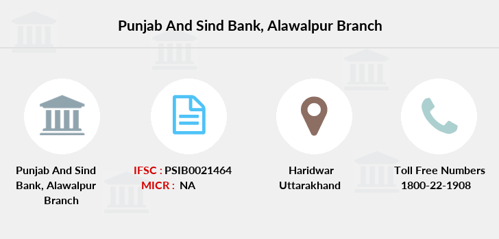 Punjab-and-sind-bank Alawalpur branch
