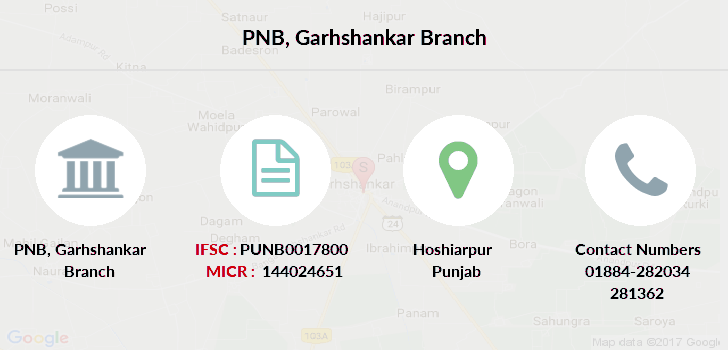 Punjab-national-bank Garhshankar branch