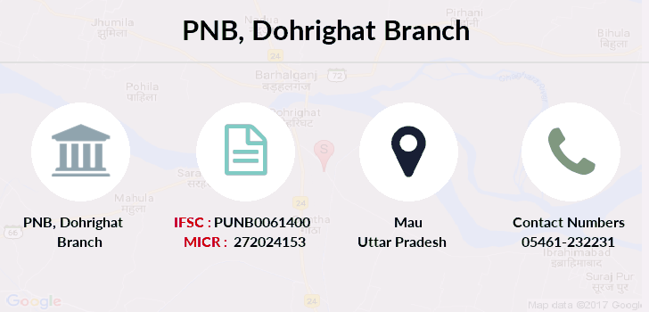 Punjab-national-bank Dohrighat branch
