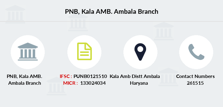 Punjab-national-bank Kala-amb-ambala branch