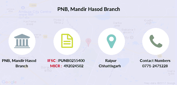 Punjab-national-bank Mandir-hasod branch