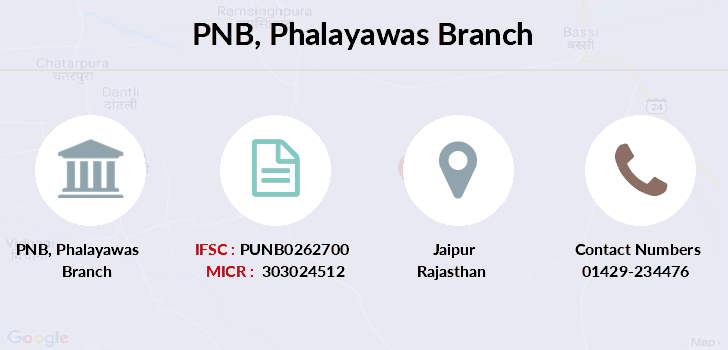 Punjab-national-bank Phalayawas branch