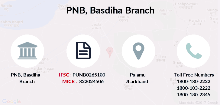 Punjab-national-bank Basdiha branch
