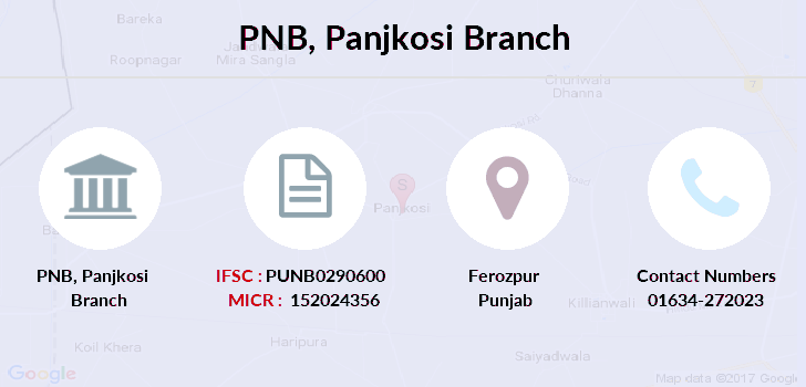 Punjab-national-bank Panjkosi branch