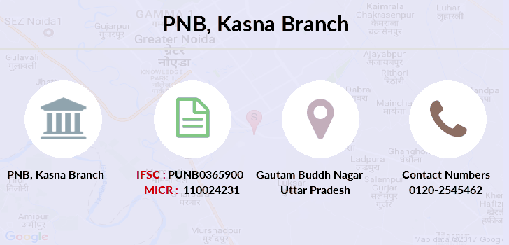 Punjab-national-bank Kasna branch