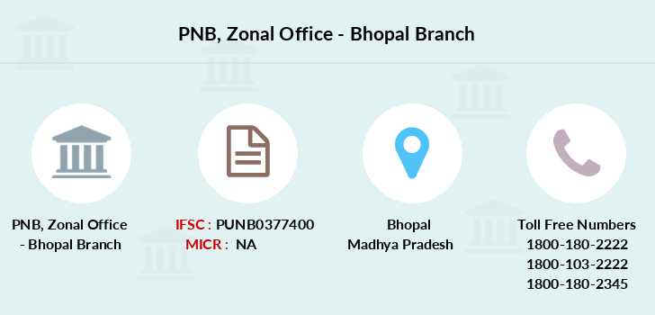 Punjab-national-bank Zonal-office-bhopal branch