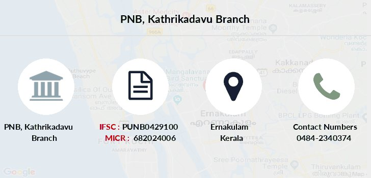 Punjab-national-bank Kathrikadavu branch