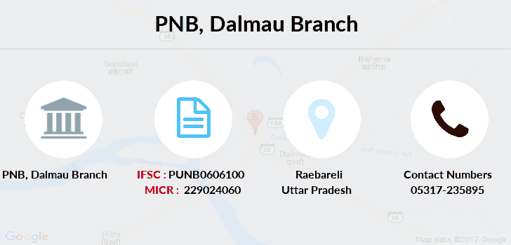 Punjab-national-bank Dalmau branch