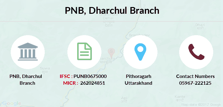 Punjab-national-bank Dharchul branch